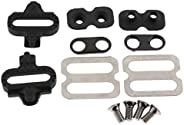 Mountain Bike Bicycle Pedal Cleats Set Outdoor Cycling Parts for SPD SH51