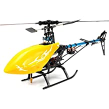 Quickbuying XFX Trex 450 V2 6CH RC Helicopter Super Combo size: 610x270x320mm