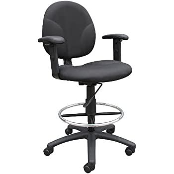 Amazon Com Boss Office Products B1691 Bk Stand Up Fabric
