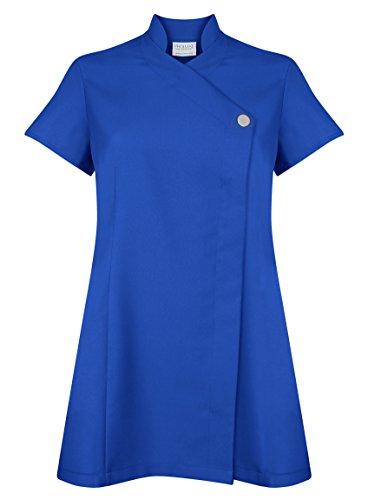 Camicia a tunica donna cobalto blu Proluxe 4gxwdnS