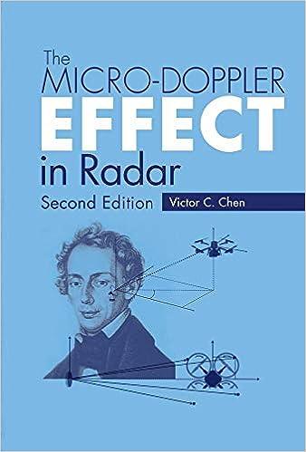 The Micro-Doppler Effect in Radar: Victor C  Chen