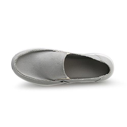 Mocasines mujer planos y Zapatos sacudida temblorosos Lienzo Comfort Zapatos E Zapatos Otoño Casual Primavera Zapatos Sneakers Zapatos de conducción Ons Mocasines Slip de de sacudida Zapatos de Fitness x5qYanqXBZ