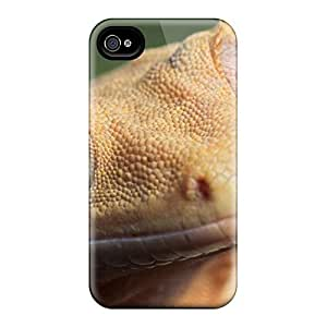VYtpocm5333YRXsy Crested Gecko Fashion Tpu 4/4s Case Cover For Iphone
