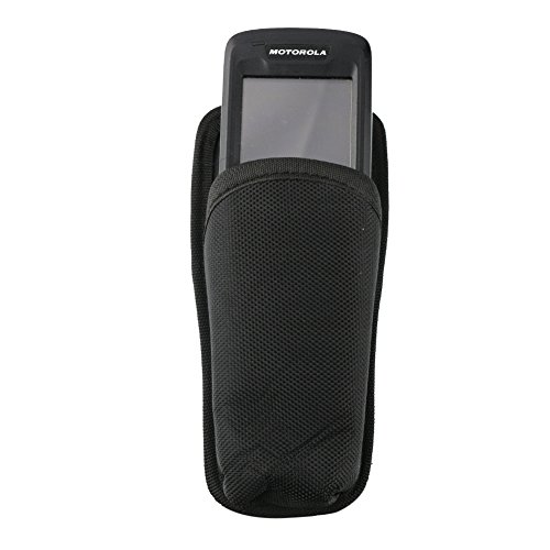 (Holster for Symbol MC2100 Handheld Computer SG-MC2121205-01R Fabric Black)