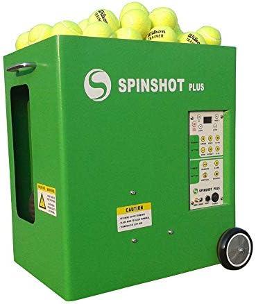Spinshot Plus-2 Tennis Ball Machine Plus2 Model Plus Model Player Model