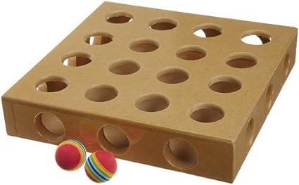 SmartCat 3833 Peek-a-Prize Pet Toy Box: Amazon.ca: Pet Supplies