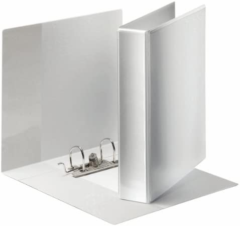 Leitz Panorama 19176 Folder A4 Paper Wide White