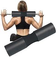 ASkinds Barbell Pad Foam Sponge Neck Shoulder Protective Pad for Weightlifting, Lunges&Hip Thrusts Provide