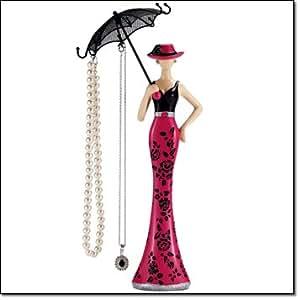 Dazzling Lady Birthstone Jewelry Holder
