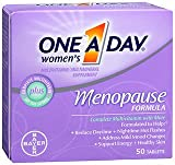 One-A-Day Women's Menopause Formula Multivitamin/Multimineral Tablets - 50 ct, Pack of 6