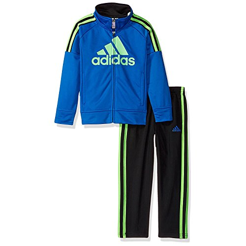 Price comparison product image Adidas Little Boy's Make Your Mark Set Childrens Costume, bright blue, 7