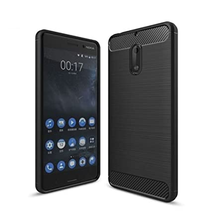 release date: cd256 9a9a2 Napfond Nokia 3 Back Cover (Metallic Black)