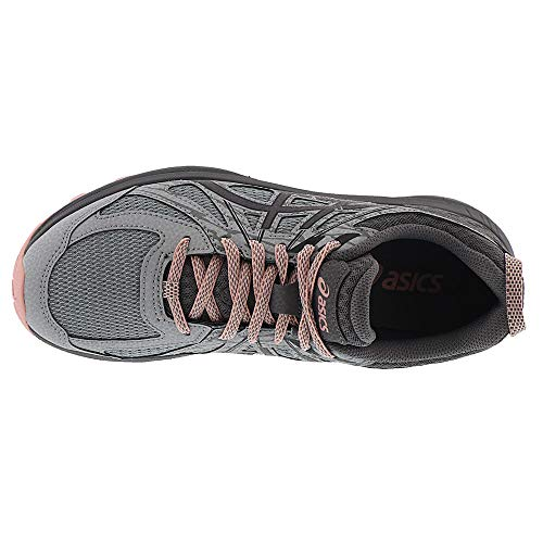 Shoe Running Mid 1012A022 5 Women's Carbon 7 Grey Trail ASICS Frequent Iw6XxBB