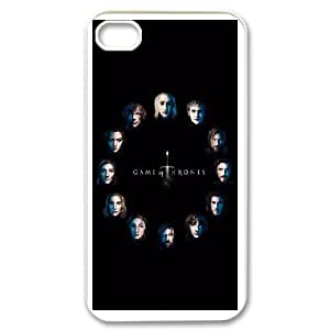 Cool Design Case For iPhone 4,4S Game of Thrones Phone Case