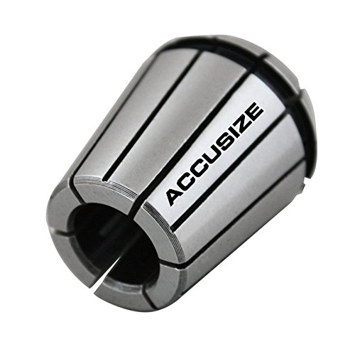 AccusizeTools - Metric ER Collet 2mm to 16mm by 1mm ER-25 Collet 15 Pcs/Set in Fitted Strong Aluminium Box, 3350-0584 by Accusize Industrial Tools (Image #5)