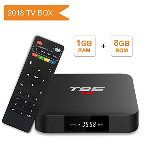 T95 S1 Android 7.1 tv Box with 1GB RAM/8GB ROM Amlogic for sale  Delivered anywhere in USA