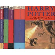 Harry Potter Hardback Box Set: Four Volumes