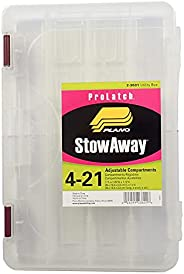 Plano 2-3601-00 Thin Stowaway with Adjustable Dividers