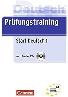 Fit Furs Goethe Zertifikat A1 Book Cd Amazoncouk Frauke Van