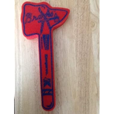 ATLANTA BRAVES FOAM TOMAHAWK