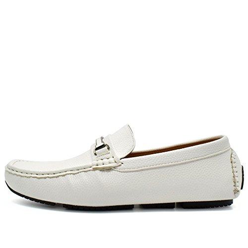 Weiß Keilabsatz Footwear Sandalen Plateau London Durchgängies Herren mit gSxqY0w