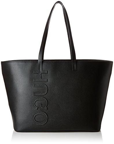 black Shopper Chelsea Hugo Totes Negro Bolsos Mujer 0YTq56