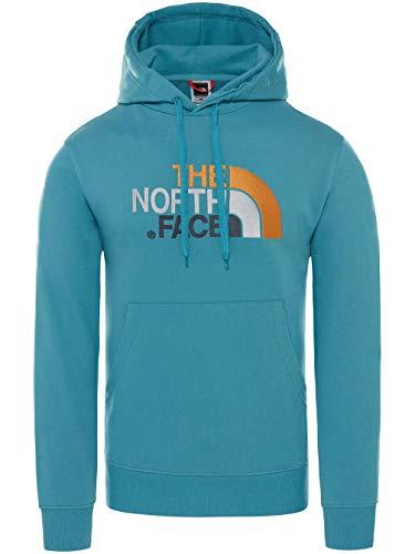 Drew Capuche Homme À shirt storm Blue Bleu North Light The Sweat Face Peak 6wxSntUq4