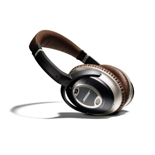 Bose QuietComfort 15 Acoustic Noise Cancelling Headphones - Limited Edition (Discontinued by...