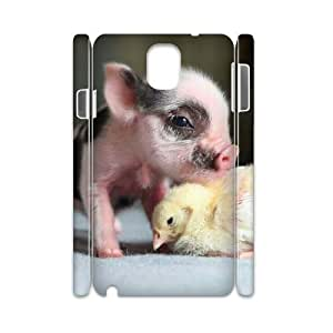EZCASE Cute Pig Phone Case For samsung galaxy note 3 N9000 [Pattern-1]