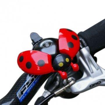 Couture Bell Anneau Bike Coccinelle Mini Haute vélo Mountain de de guidon qualité dPURwa