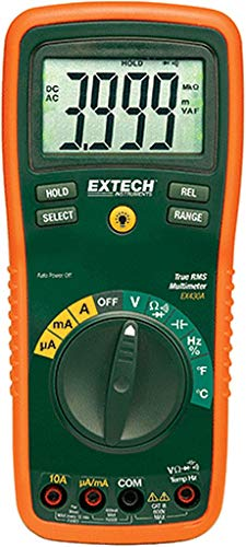 Extech EX430A Professional Multimeter with 8 Functions