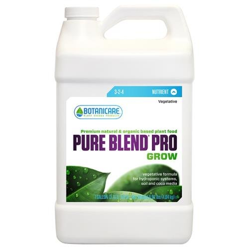 Blend Pure Pro Grow (Botanicare Pure Blend Pro Grow Gallon (4/Cs))