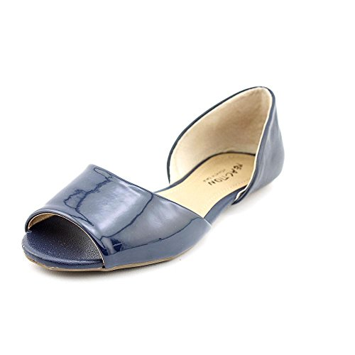 UPC 887999108319, Kenneth Cole Reaction Tina-Tot 2 Women US 5 Blue Open Toe Flats
