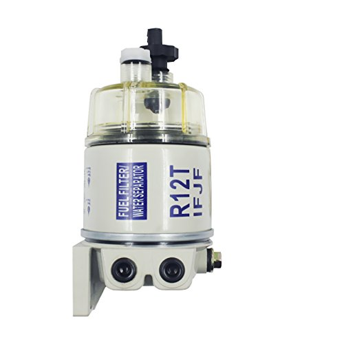 New Automotive Parts R12T For Fuel Filter/Water Separator 120AT NPT ZG1/4-19