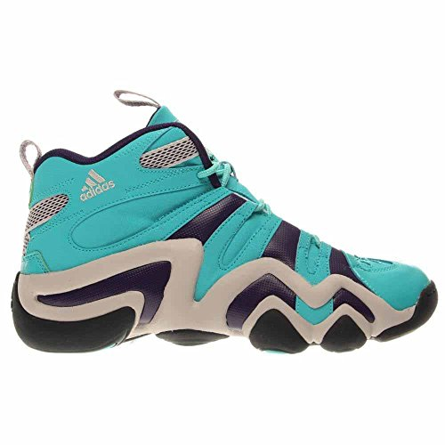 best value b61cc d3107 adidas Performance Herren Crazy 8 Basketballschuh Minze  Lila ...