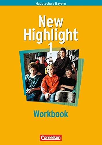 New Highlight. Workbook, Bd.1