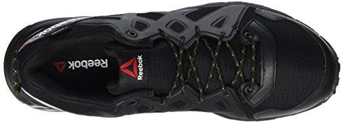 0 Sawcut Hombre 4 Gtx Yellow black Hero Zapatillas Para Reebok Senderismo De Negro qEAaxqw8