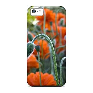 Shock-dirt Proof Plant1 Case Cover For Iphone 5c