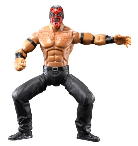 Jakks - Boogeyman - WWE Deluxe Aggression - Series 4