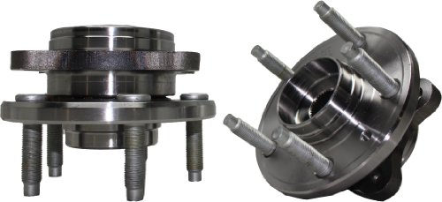 - Brand New (Both) Front Wheel Hub and Bearing Assembly Ford Five Hundred, Freestyle, Montego, Sable, Taurus 5 Lug W/ ABS (Pair) 513223 x2