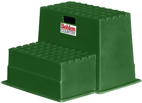 - Behlen Country 78110162 Grooming/Mounting Step Green