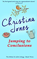 Jumping to Conclusions: The Milton St John series