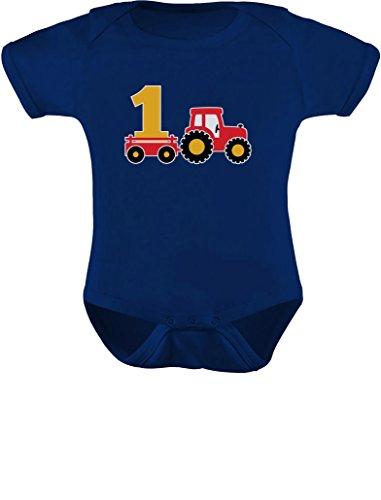 teestars-one-year-old-boy-birthday-gift-1st-birthday-tractor-baby-bodysuit-18m-navy