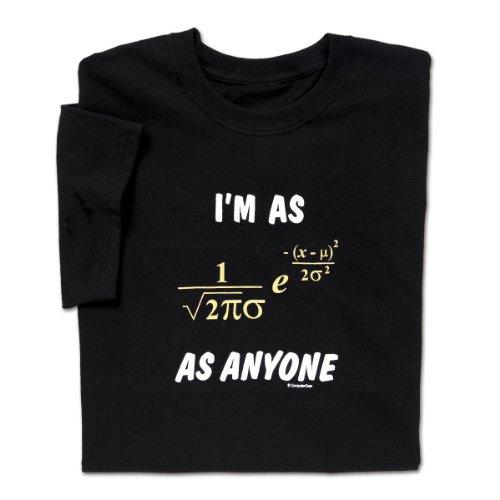 I'm as Normal – Math T-shirt