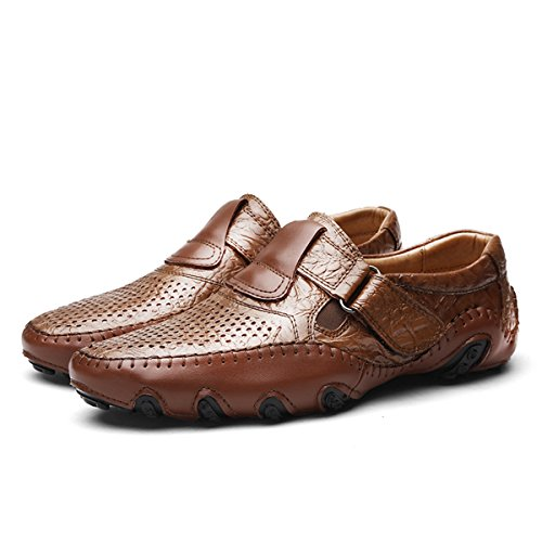 Miyoopark , Basses homme - marron - Style1-Brown,