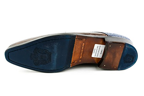 Melvin Lacets MH15 pour Turquoise Chaussures de Türkis amp; Hamilton à 1121 Homme Ville gAZHgrU