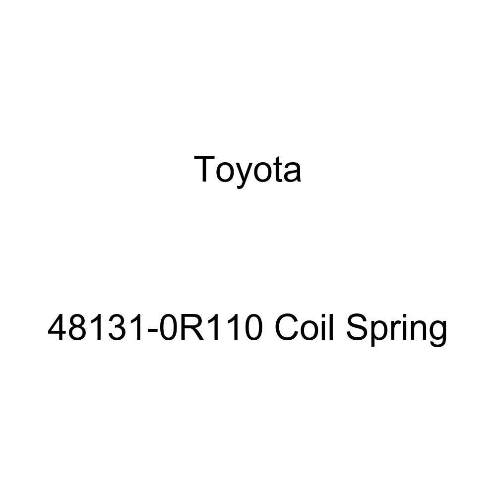 Toyota 48131-0R110 Coil Spring