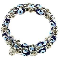 Amazon.com  Evil Eye Bracelet  Jewelry 2200c8676c01