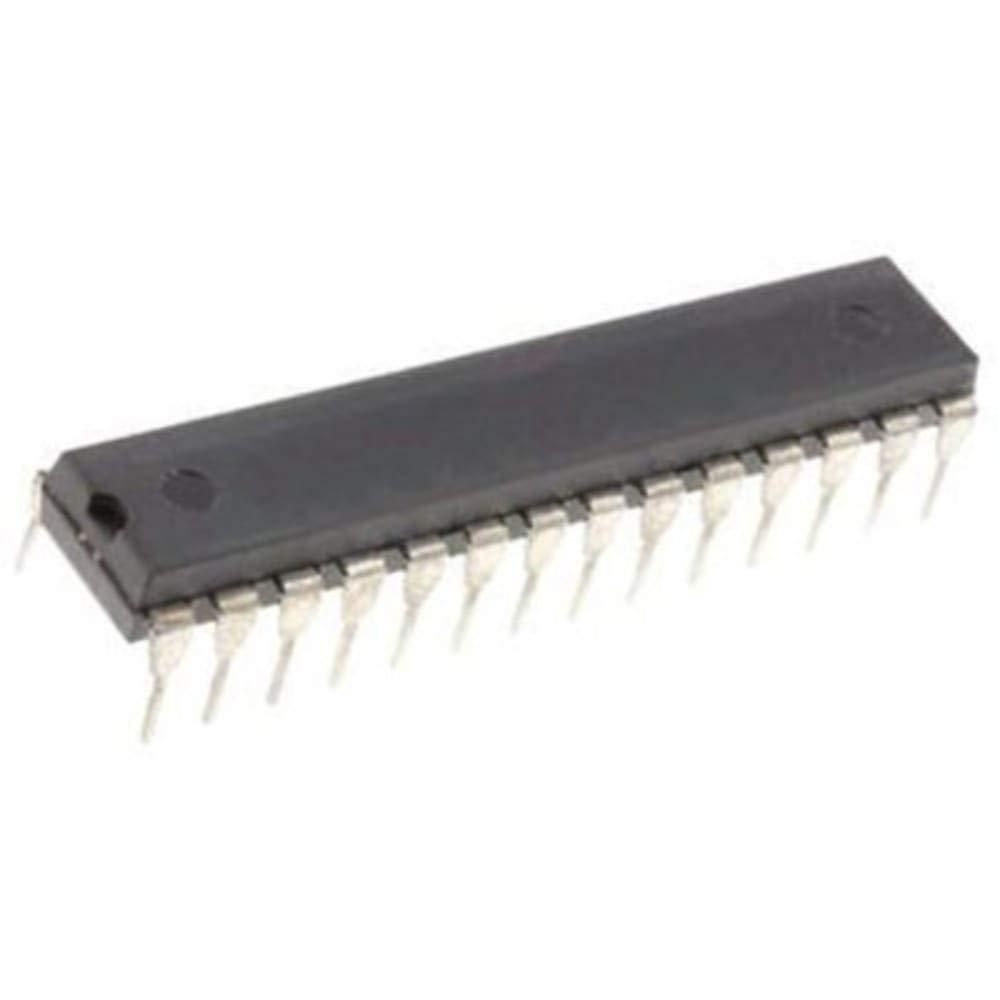 PIC18LF2550-I/SP; 8bit PIC Microcontroller; 48MHz; 32kb; 256 B Flash; 28-Pin SPDIP, Pack of 10