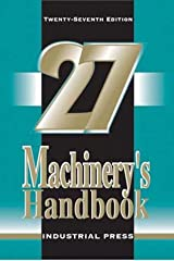 Machinery's Handbook, 27th Edition (Toolbox Edition) Hardcover